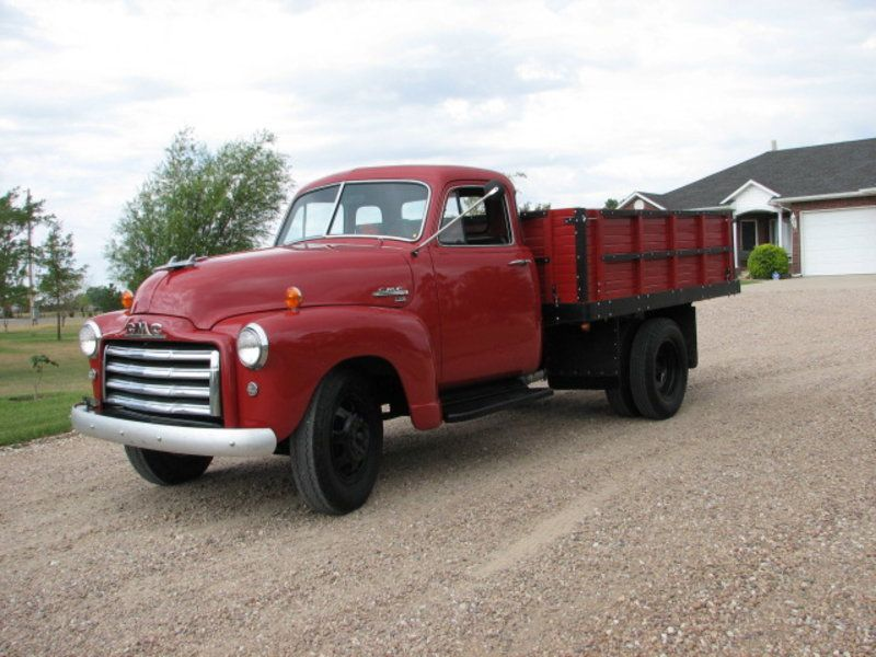 1949 GMC 250 for sale by Owner - Colwich, KS | OldCarOnline.com ...