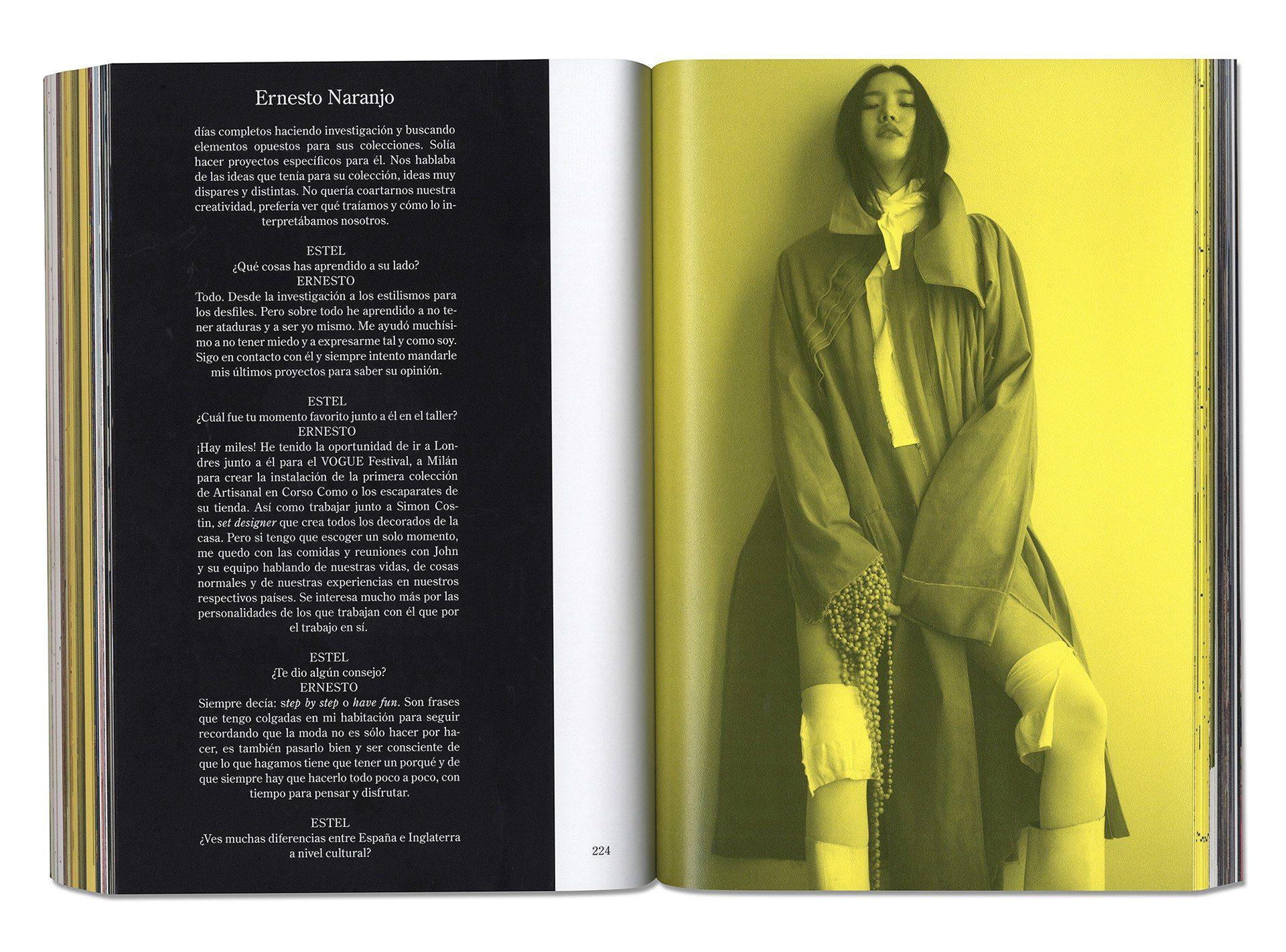 Magazine Design Vk