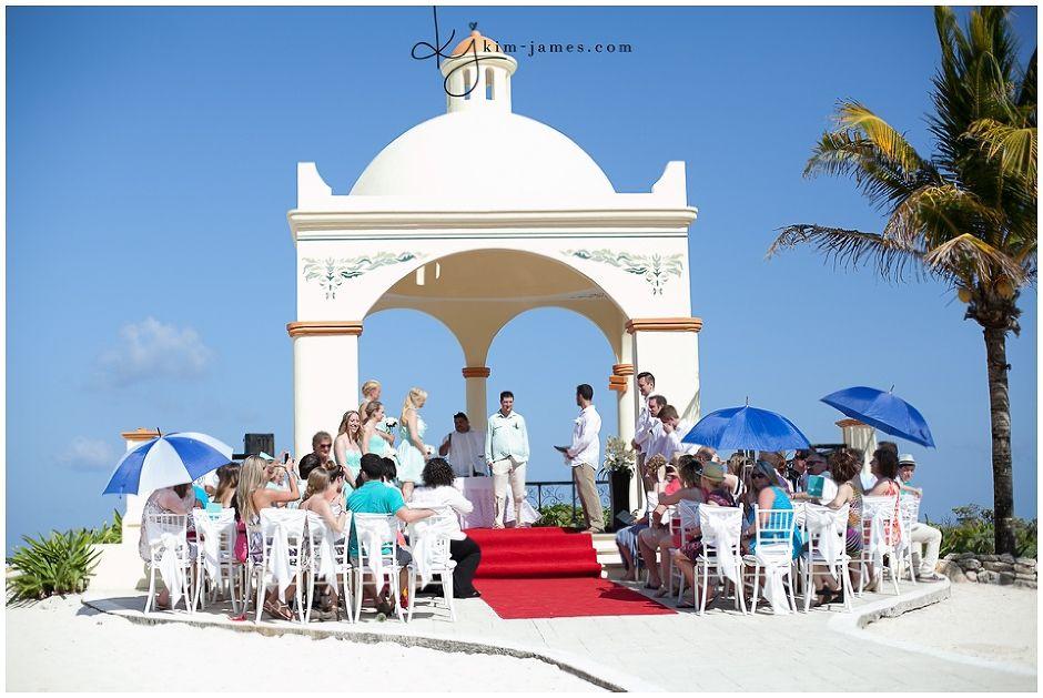 Jessica Johns Destination Wedding Grand Bahia Principe Tulum Mexico