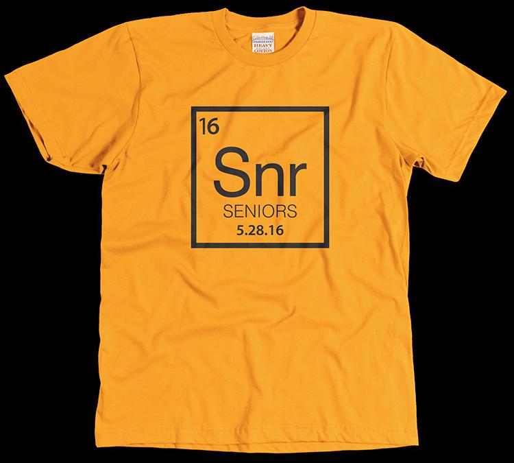 Senior Shirts, Senior Class Shirts