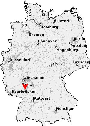 Ludwigshafen Am Rhein Karte Deutschland Deutschland Karte