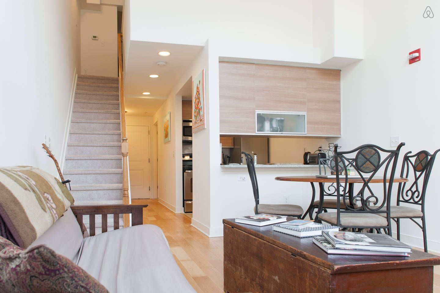 1BR Luxury Loft Minutes to NYC vacation rental in Newark