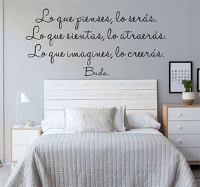 Vinilos Decorativos Pared Frases Personalizados Y Ms Pinterest