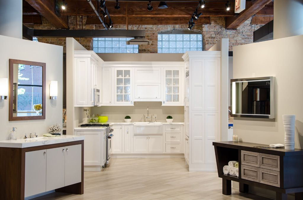 Inspired Kitchen + Bath Cabinetry | Crystal Cabinetry | Kohler ...