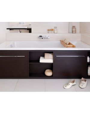 ing nieux rangement dans coffrage salle de bain organisation pinterest. Black Bedroom Furniture Sets. Home Design Ideas