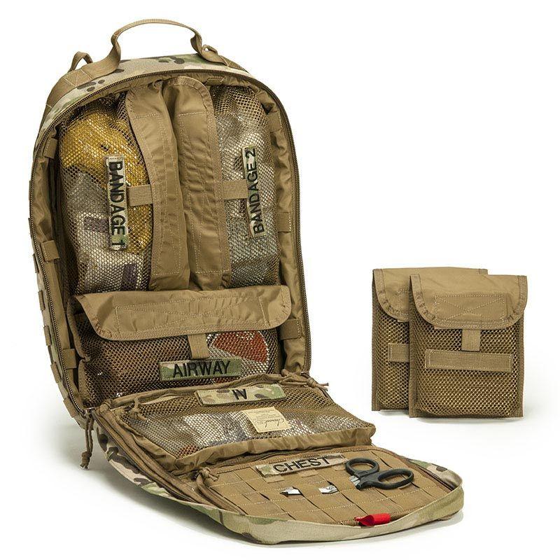 Chinook Medical Gear Inc Medical Operator Kit Tmk Mo Medical Kit Medical Backpack Medical Bag