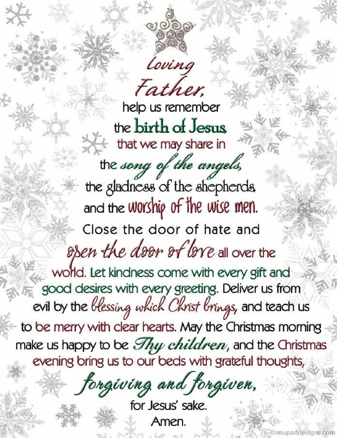 Christian Life Coaching Blog Christmas prayer, Christmas