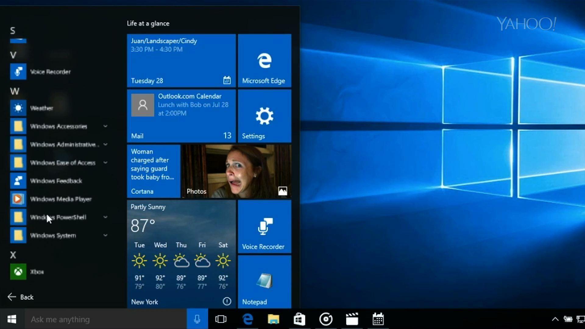 Secrets of the Windows 10 'All Apps' Menu Windows 10