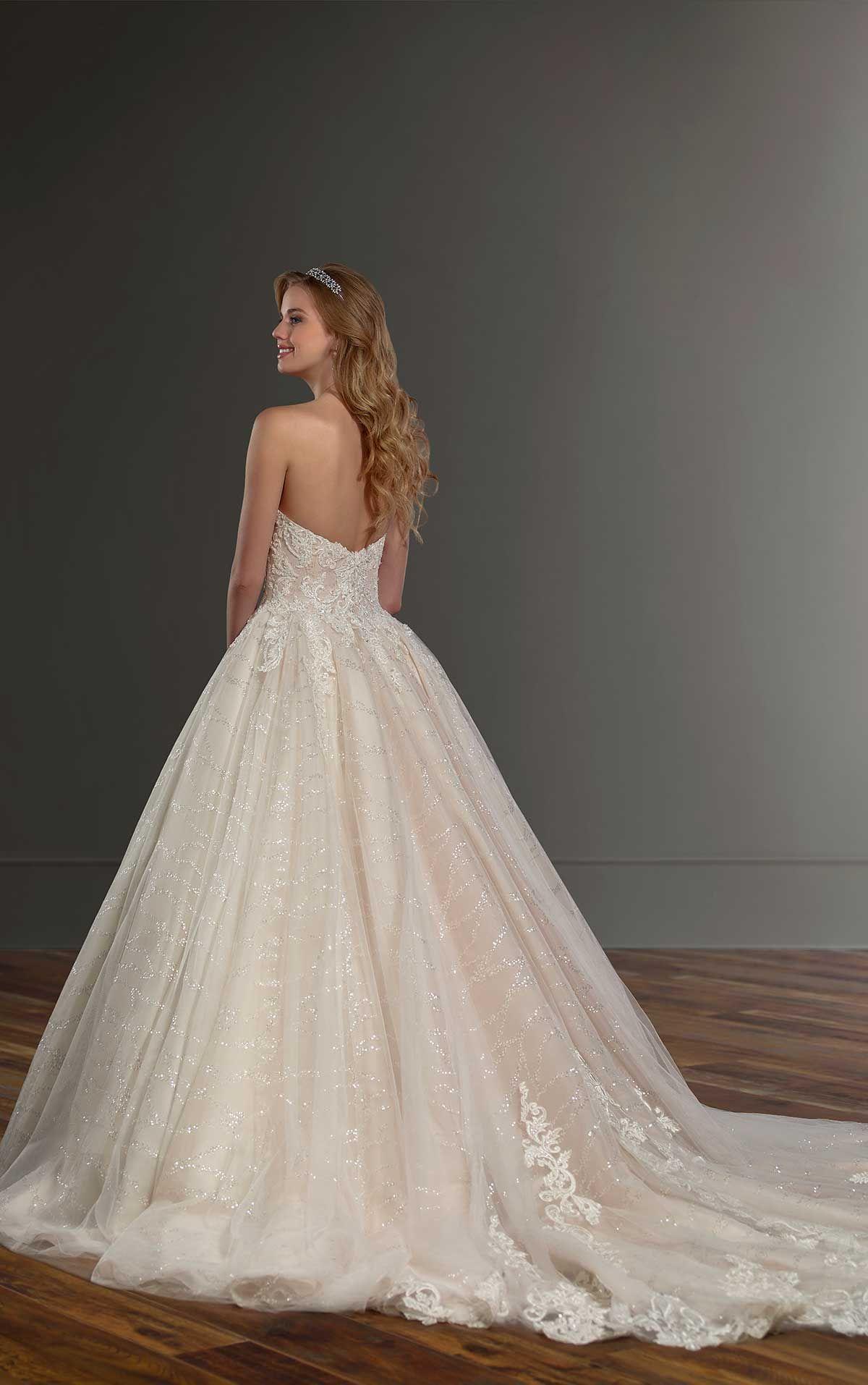 Martina Liana 1026 dress. Princess, ballgown style dress