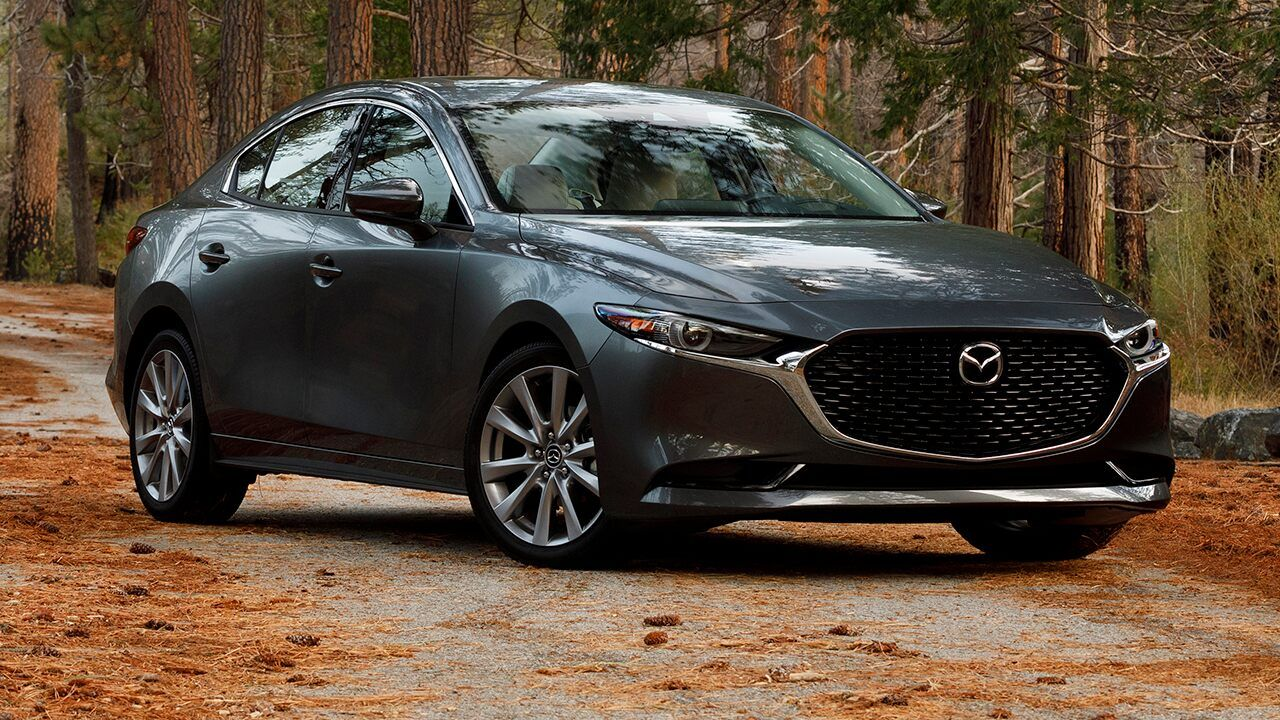 2019 Mazda3 Awd Test Drive The Small Snowbelt Sedan Mazda 3 Sedan Mazda Hatchback Mazda 3 Hatchback