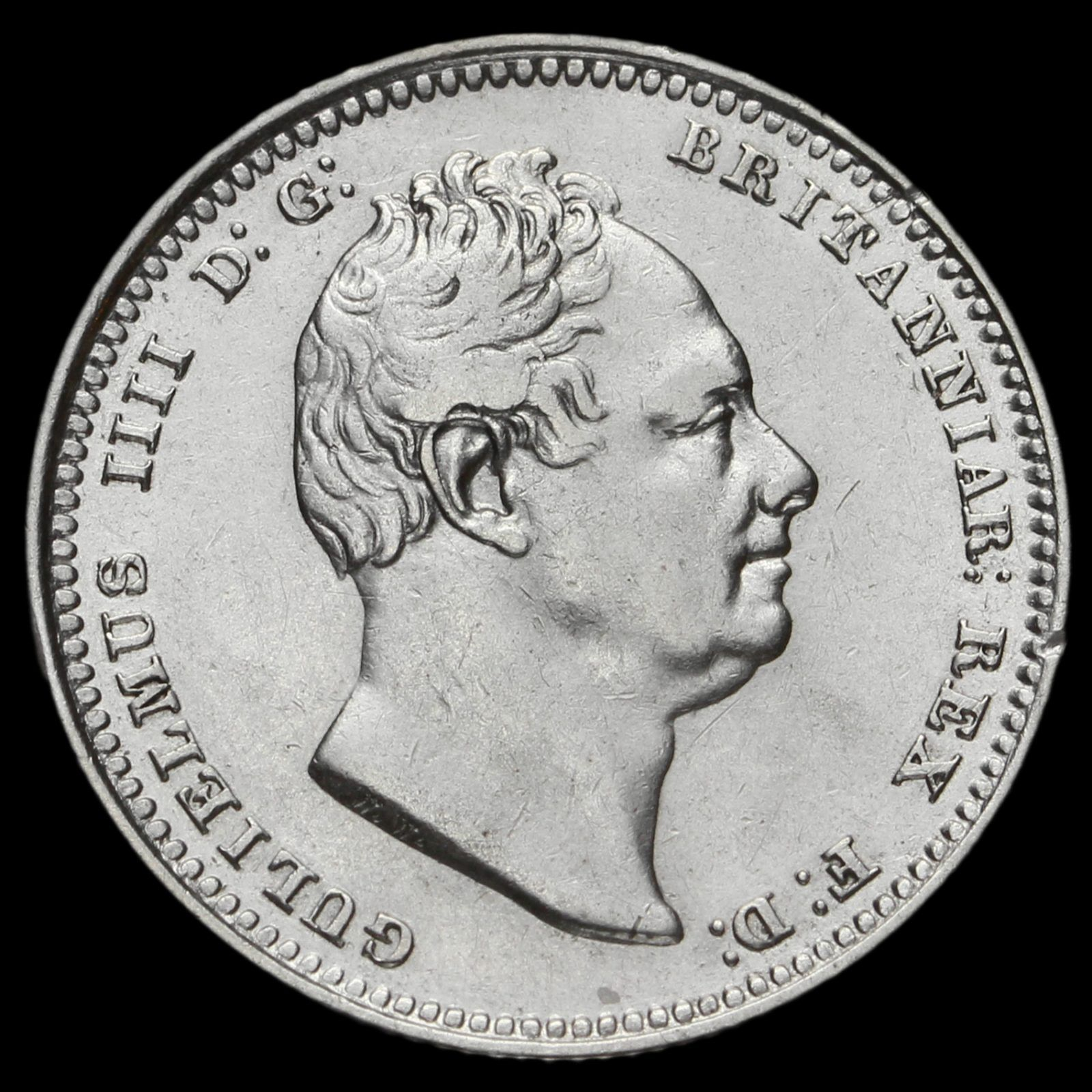 1836 William Iv Milled Silver Shilling Vf Coins For Sale Silver Silver Coins