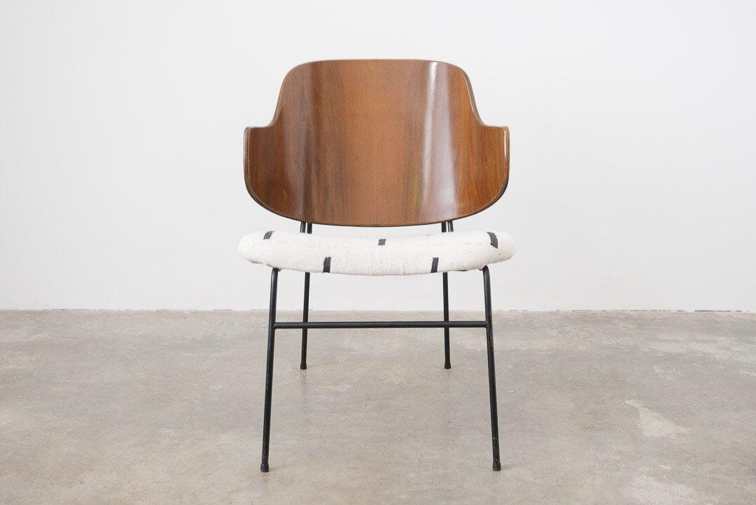 Mid Century Ib Kofod-Larsen Penguin Chair by HomesteadSeattle on Etsy https://www.etsy.com/listing/499572983/mid-century-ib-kofod-larsen-penguin