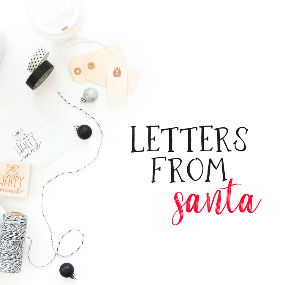 ItS That Time Of Year Again Get Your Personalized Letters From