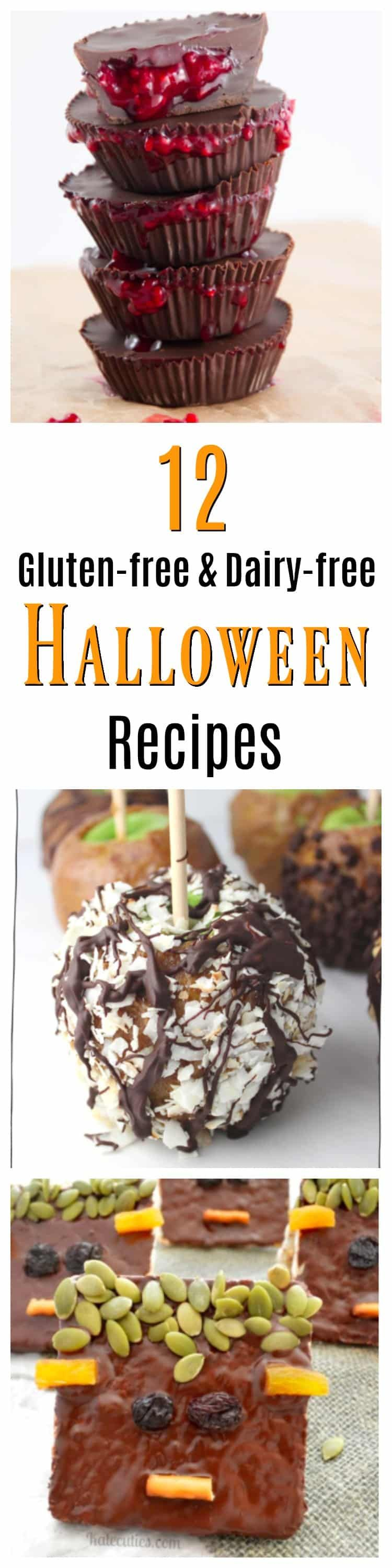 12 spooktacular gluten free and dairy free halloween treats for kids adults or
