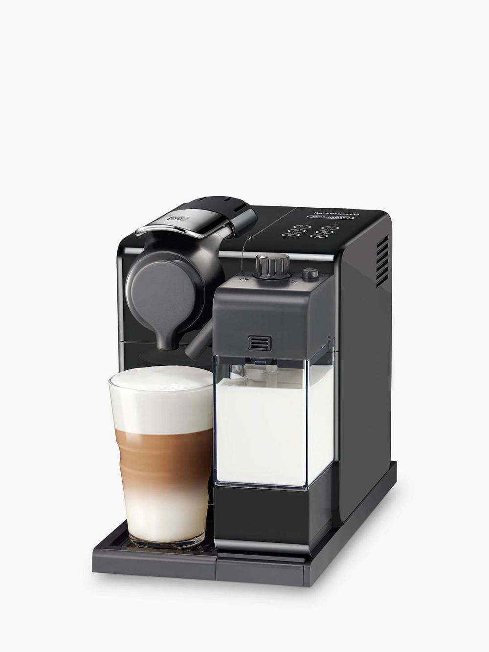 Nespresso Lattissima Touch Coffee Machine, Black in 2020 ...