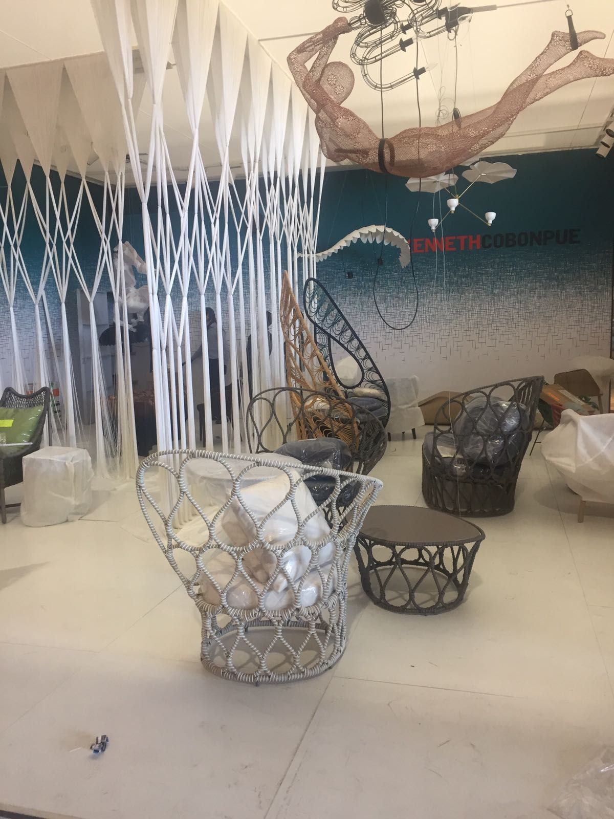 Covet House stand at Isaloni:Covet Lounge - Pav 1 stand D06 Visit our website:http://www.covethouse.eu/