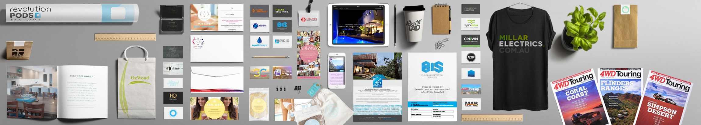 Leave a deep impression on your clients with your business card corporate flyers and business card design and printing melbourne reheart Images
