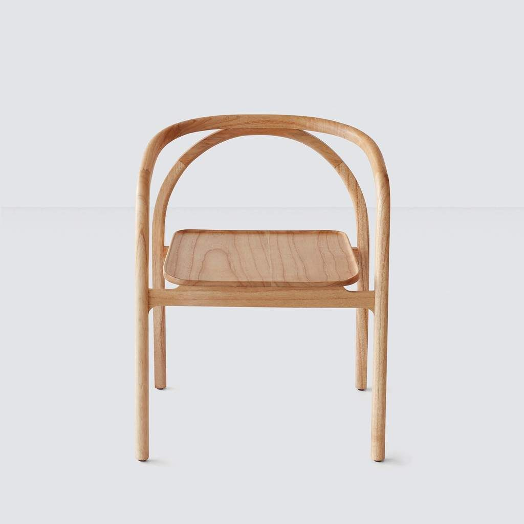 Light Wood Wishbone Chair Free Shipping Returns The Citizenry Light Wood Chairs Wood Chair Wood Counter Stools
