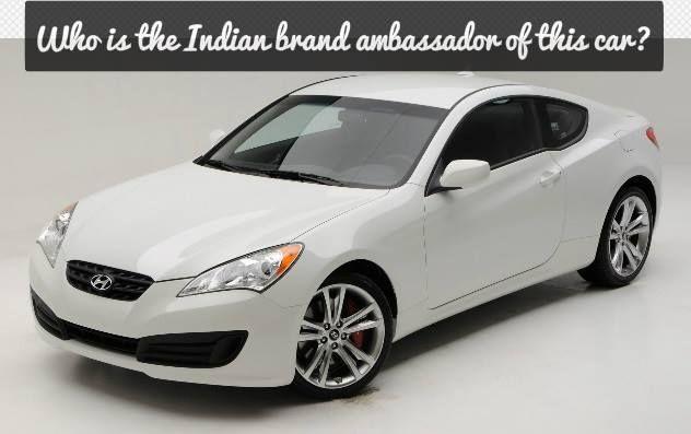 Q Who Is The Brand Ambassador Of Hyundai Car Quiz Hyundai - Sports cars quiz