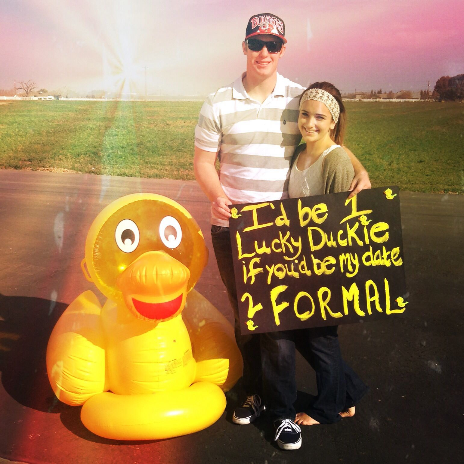 how to ask someone to formal