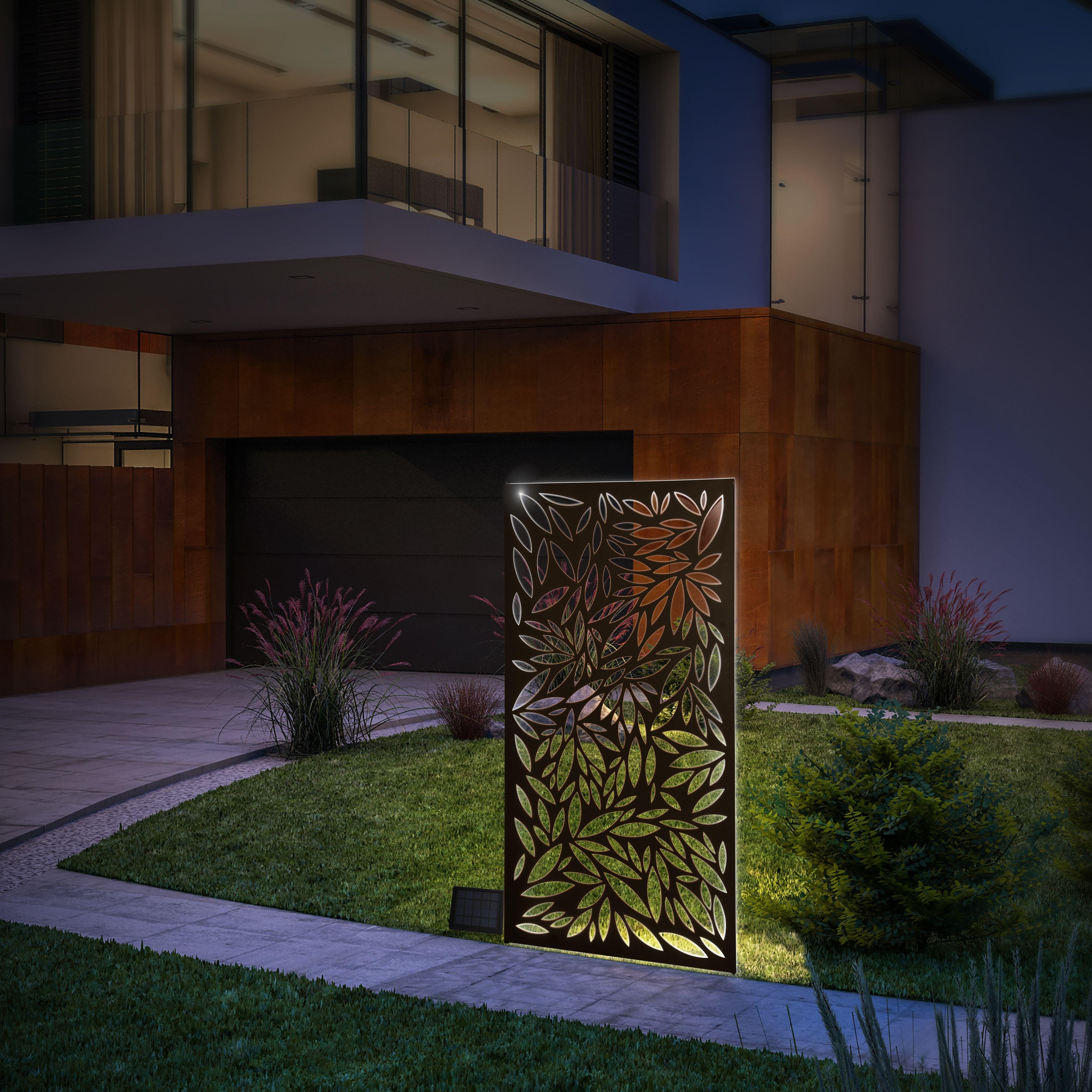 Nortene, Solart Panel le panneau lumineux #nortene #jardin ...
