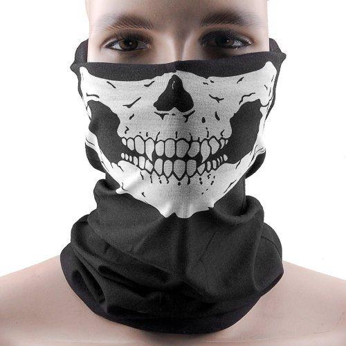 Details about  / Multi Use Cycling Bandan Face Mask Biker Neck Tube Scarf Headwear Fishing