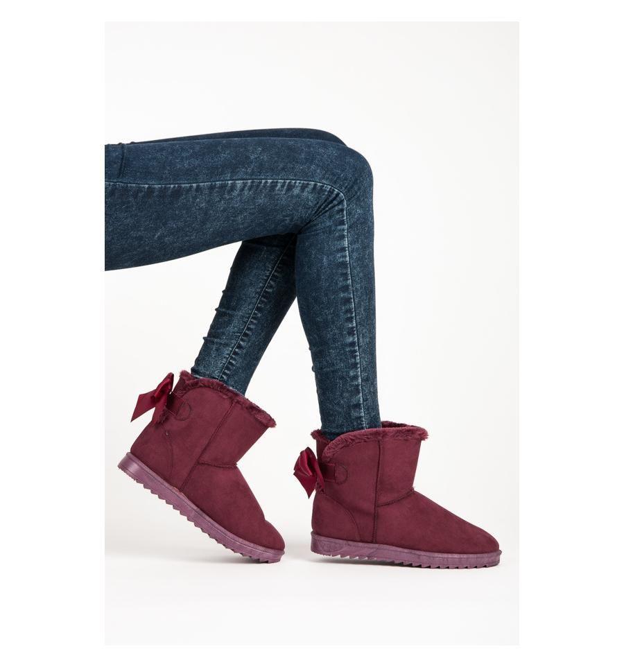 Mukluki Z Futerkiem Sklep Immoda Pl Mukluki Sniegowce Buty Moda Polishgirl Poland Okazje Winter Shoes Boots Fashion