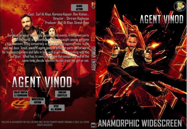 Agent Vinod 2 Full Movie Download Free