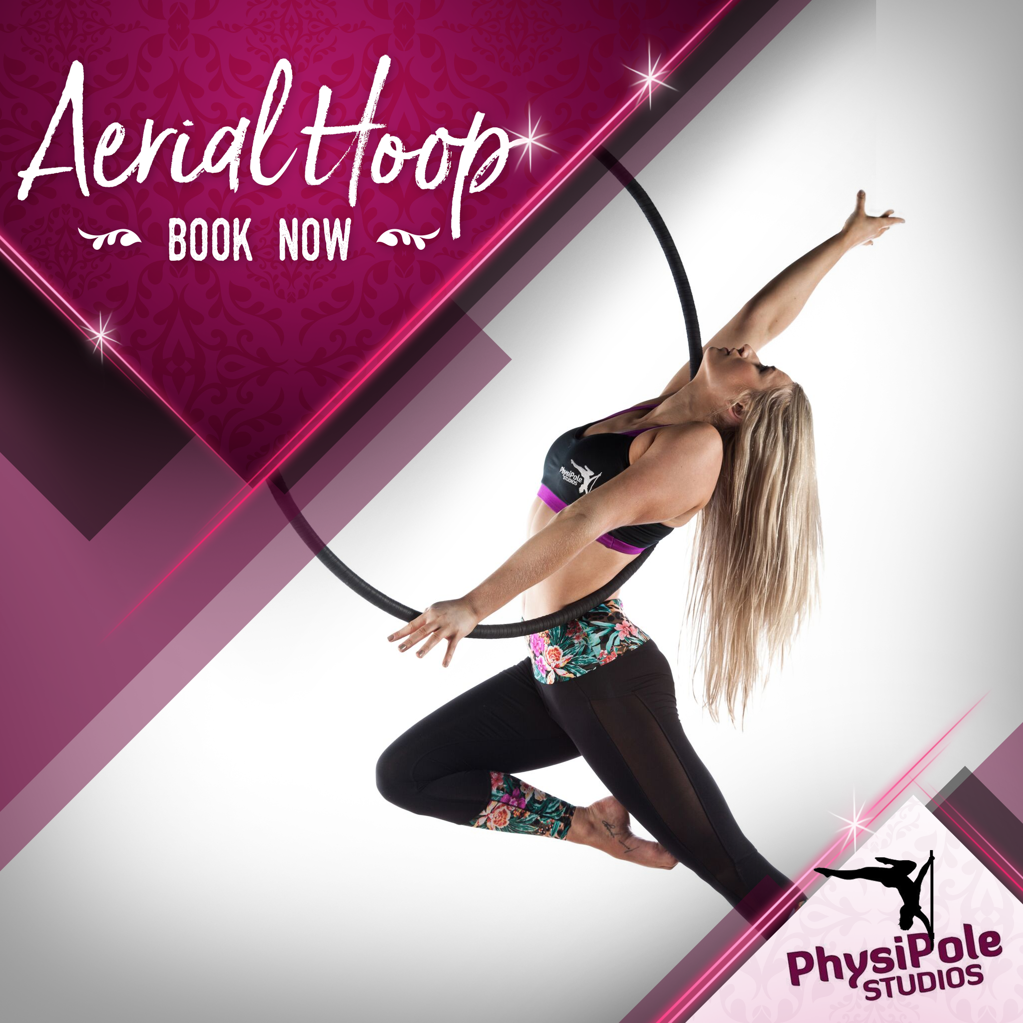 Have You Ever Wanted To Try Aerial Hoop It S A Great Way To Meet