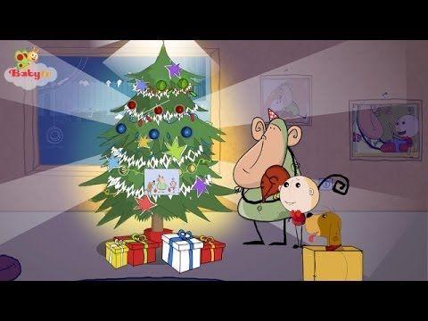 Yoyo Y Darwin Decoran El Arbol De Navidad Navidad Arbol De Navidad Cuentos