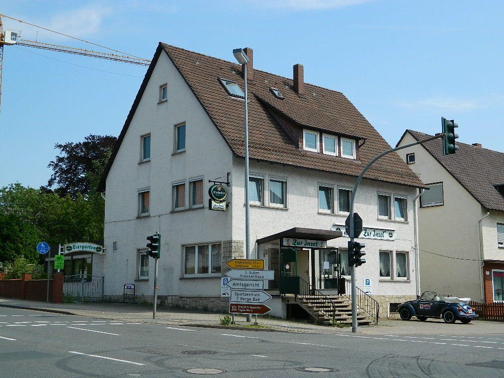 VERKAUFT! Gaststätte mit Hotel und Wohnung in Alfeld
