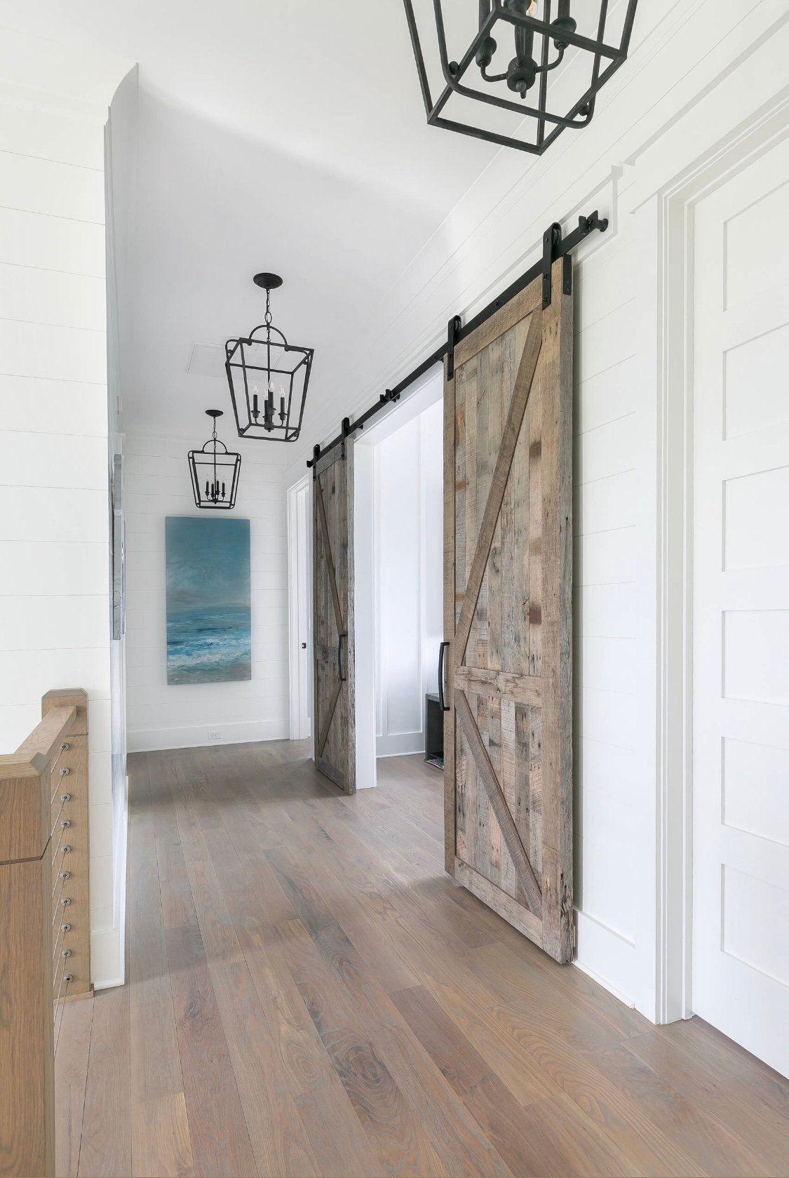 Barn doors trend or timeless farmhouse decor trends