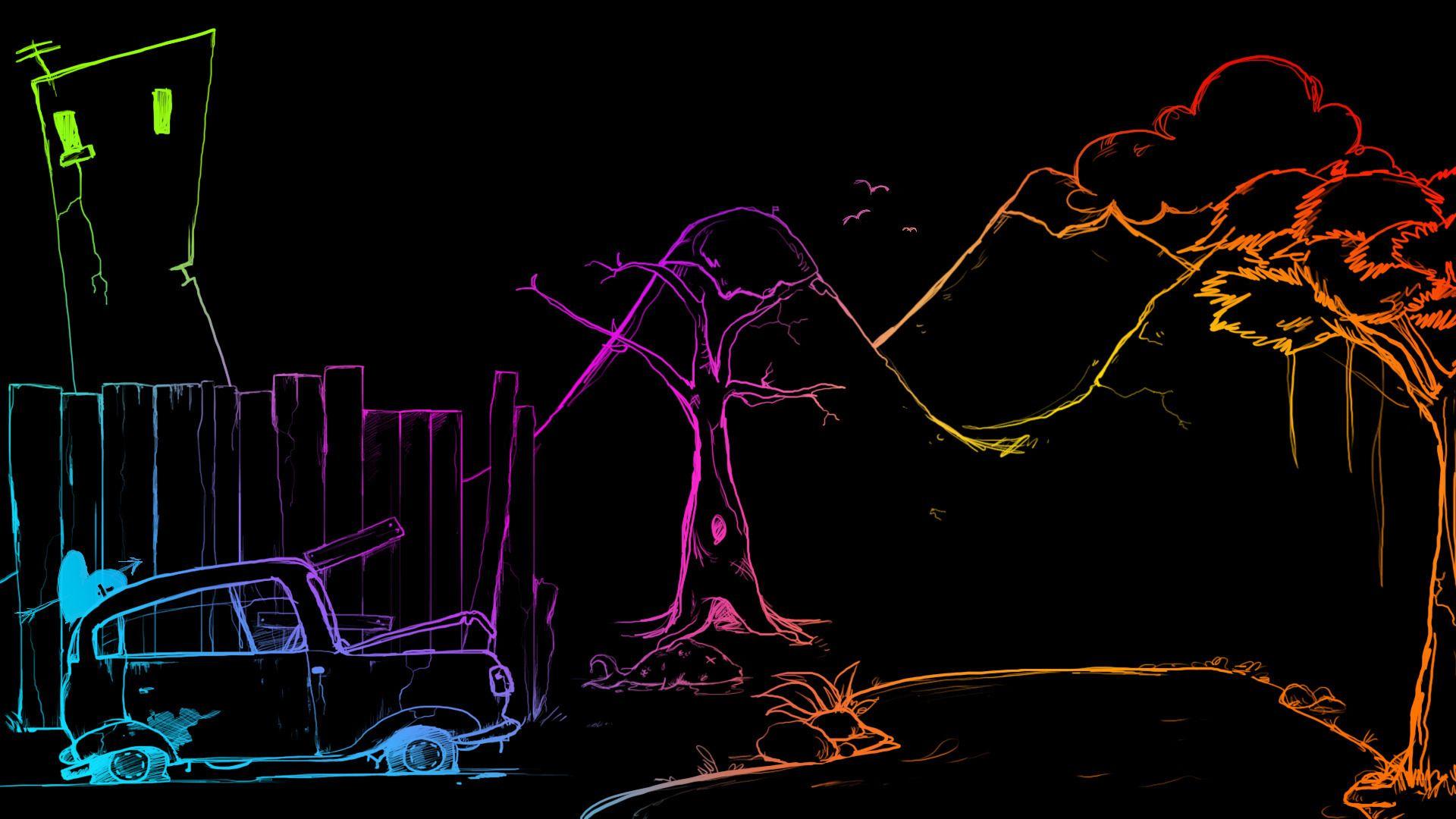 Light Art Work 1080p HD Wallpaper 1080p HD Wallpapers