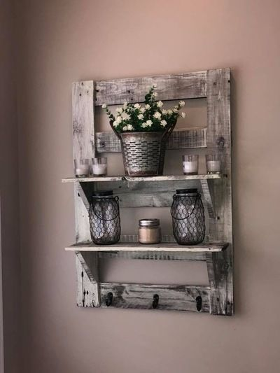 62 simple but practical DIY shelves decorations ideas - Page 2 of 62 - LoveIn Home