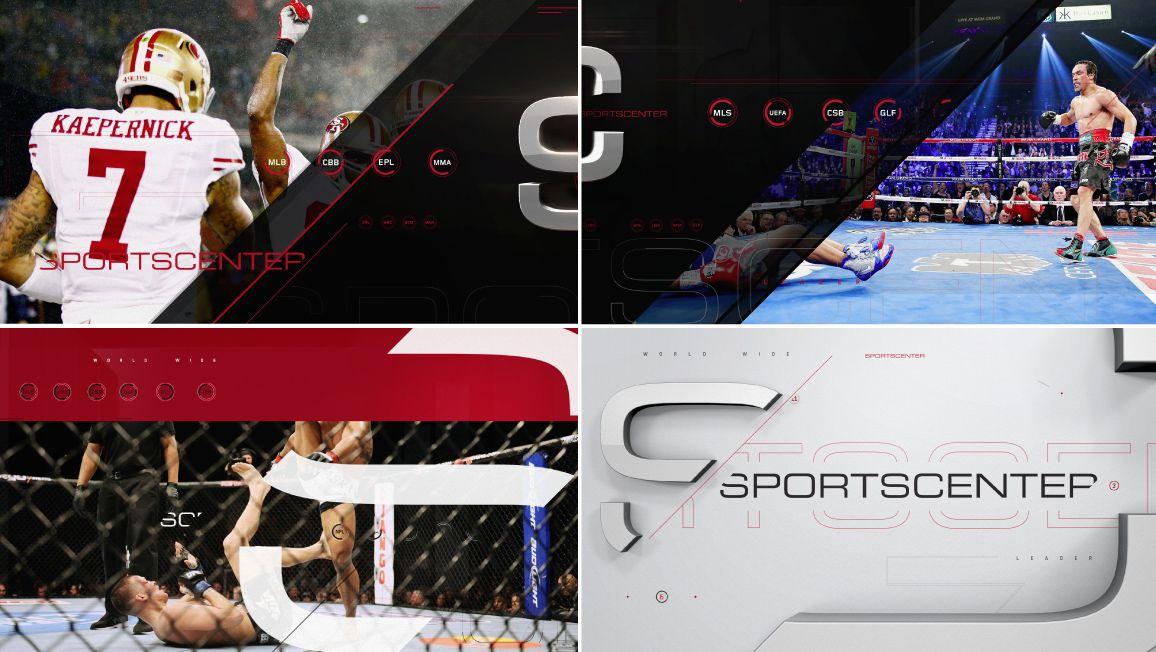 Sportscenter 2014 devilsboom Sports design