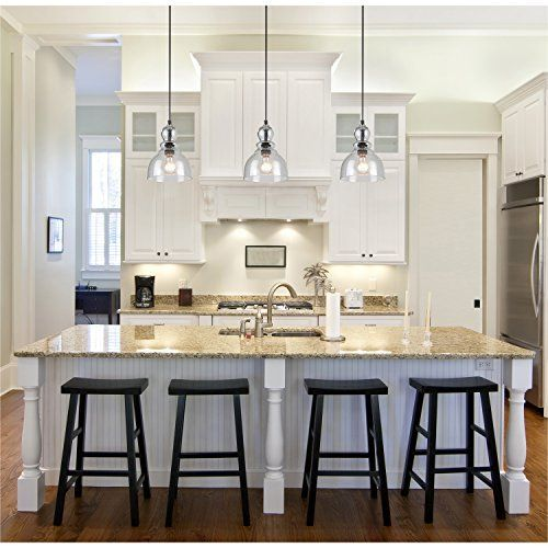How To Measure Pendant Lights Over Breakfast Bar Google Search Painting Laminate Kitchen Cabinets Laminate Kitchen Laminate Kitchen Cabinets