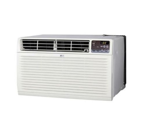 Lg 11 500 Btu Through The Wall Air Conditioner White Gray Ebay