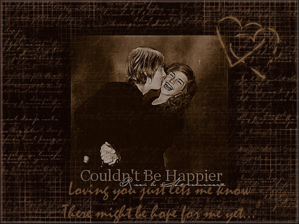 More Ron & Hermione