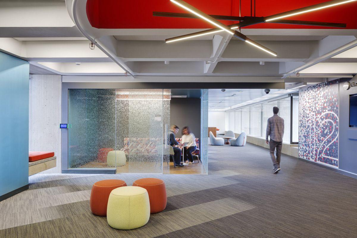 northeastern university boston office design pinterest office