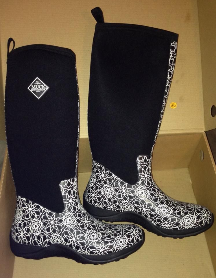 These will be my next pair of muck boots (: | my style | Pinterest ...