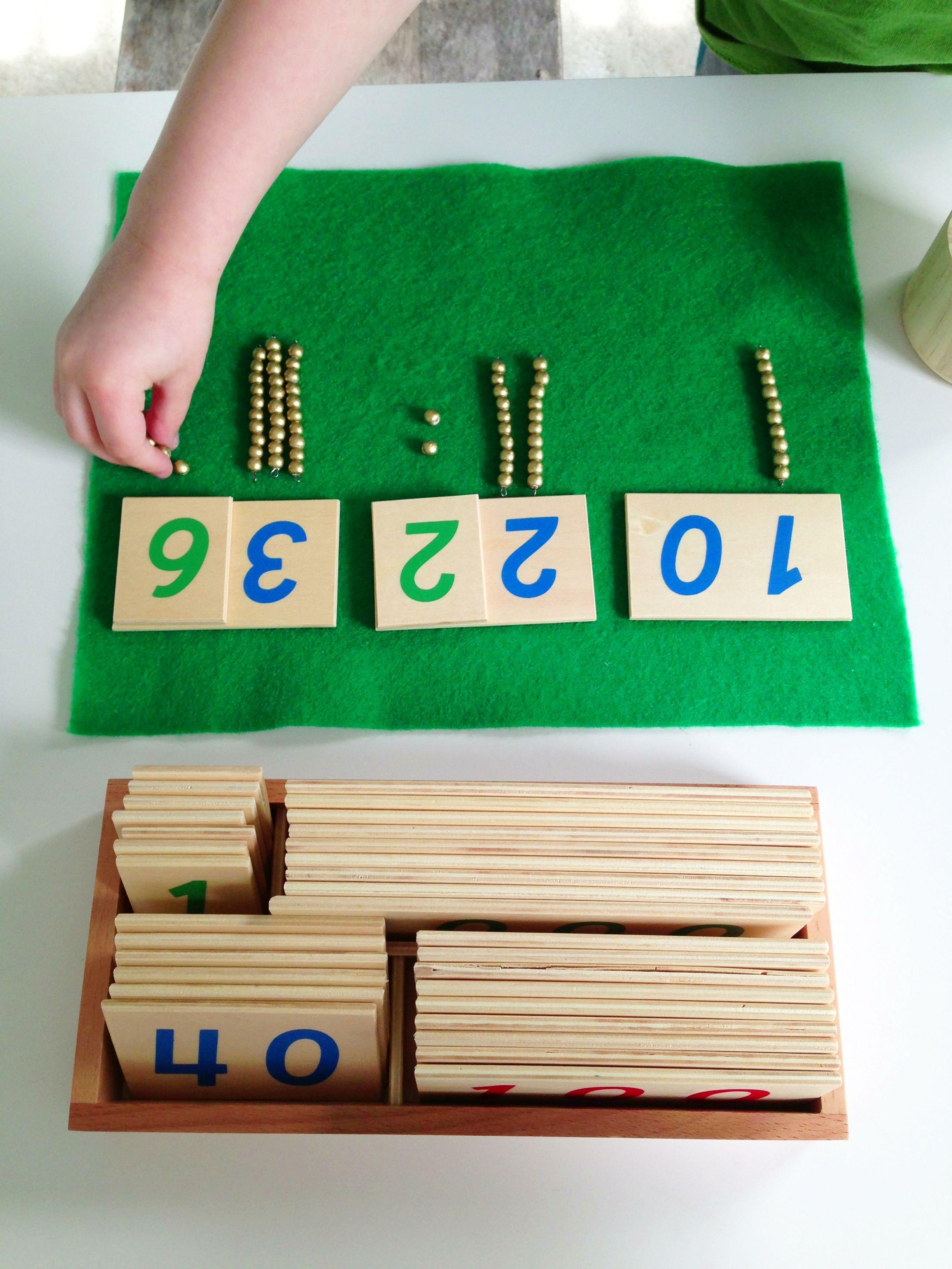 Montessori Inspired Homeschooling