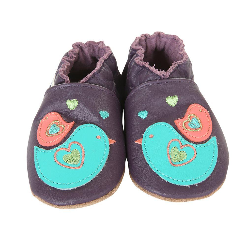 Chaussures Bleues Enfants Robeez 2SP4Vs8B