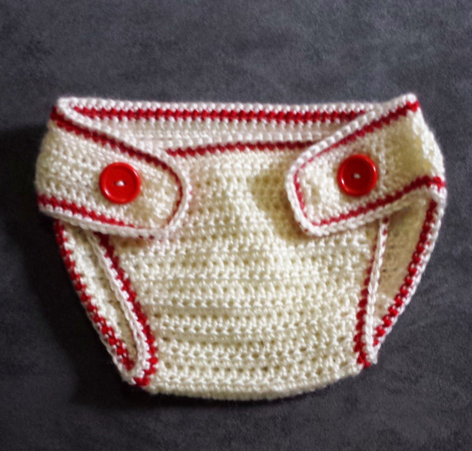 365 Crochet: Baby Sport Diaper Cover -free crochet pattern- | Baby ...