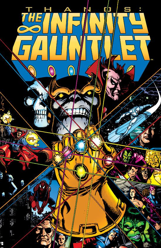Infinity Gauntlet #1