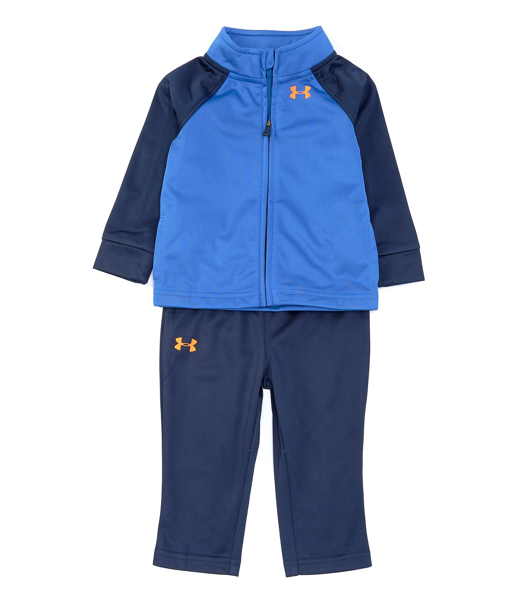 Under Armour Baby Girls Toddler Track Jacket and Pant Set