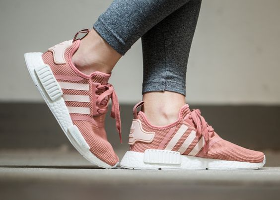 Adidas Boost Rose Pale