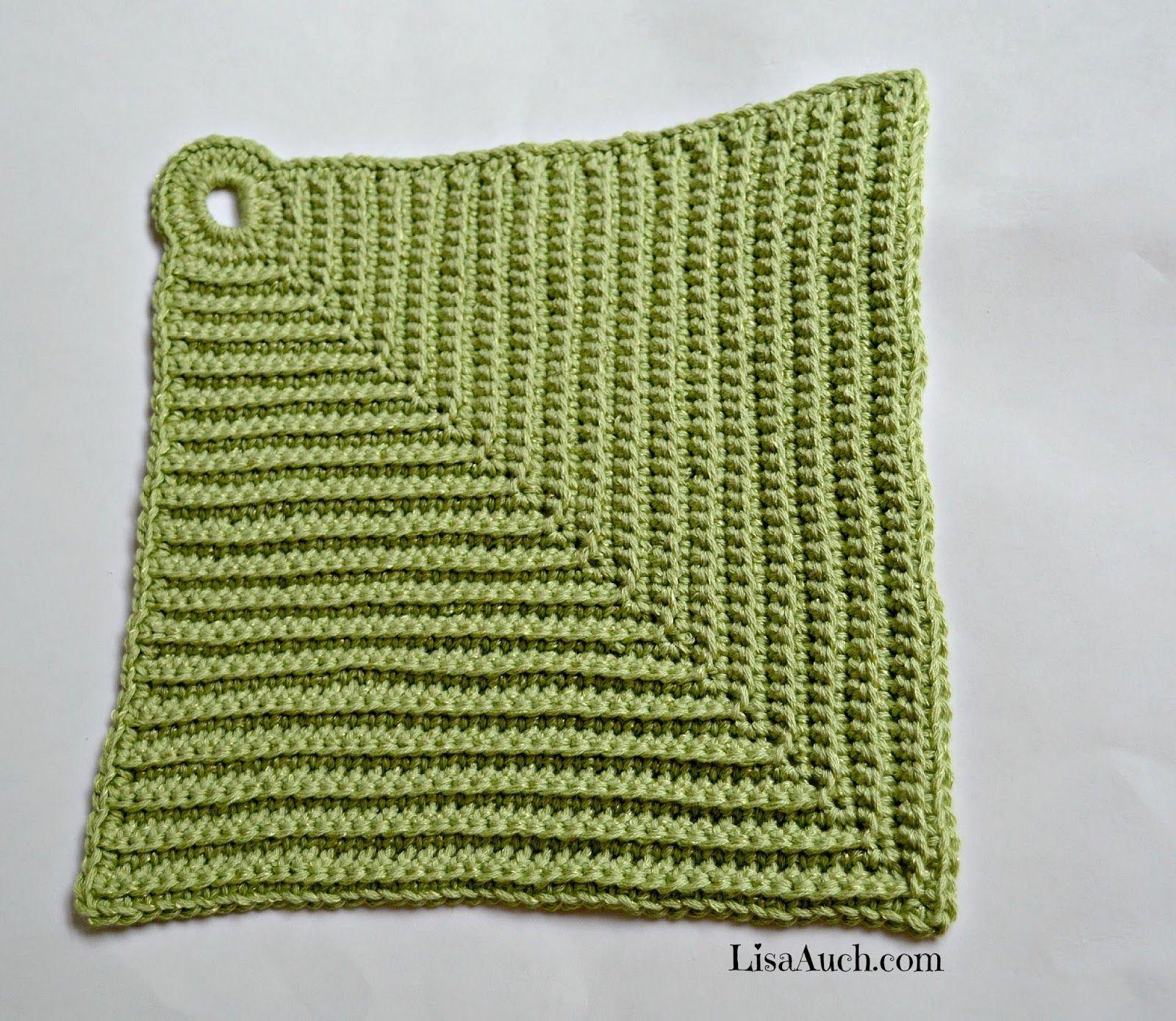 Crochet dishcloth pattern FREE Crochet Pattern | Crochet Favorites ...