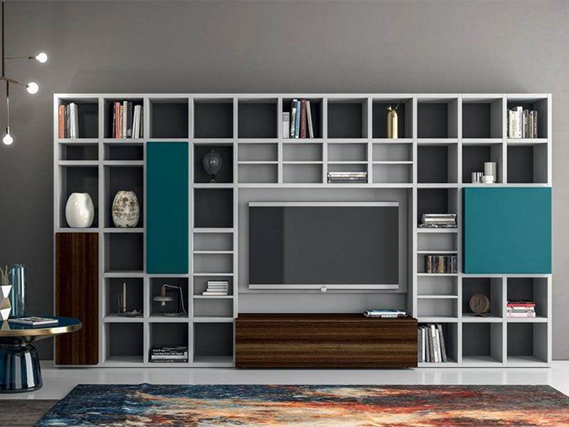 Grupo zwark muebles italianos modernos para casa y for Muebles de oficina italianos