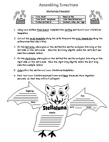 Stellaluna Lesson Plans, Teaching Resources, Summary, and ...