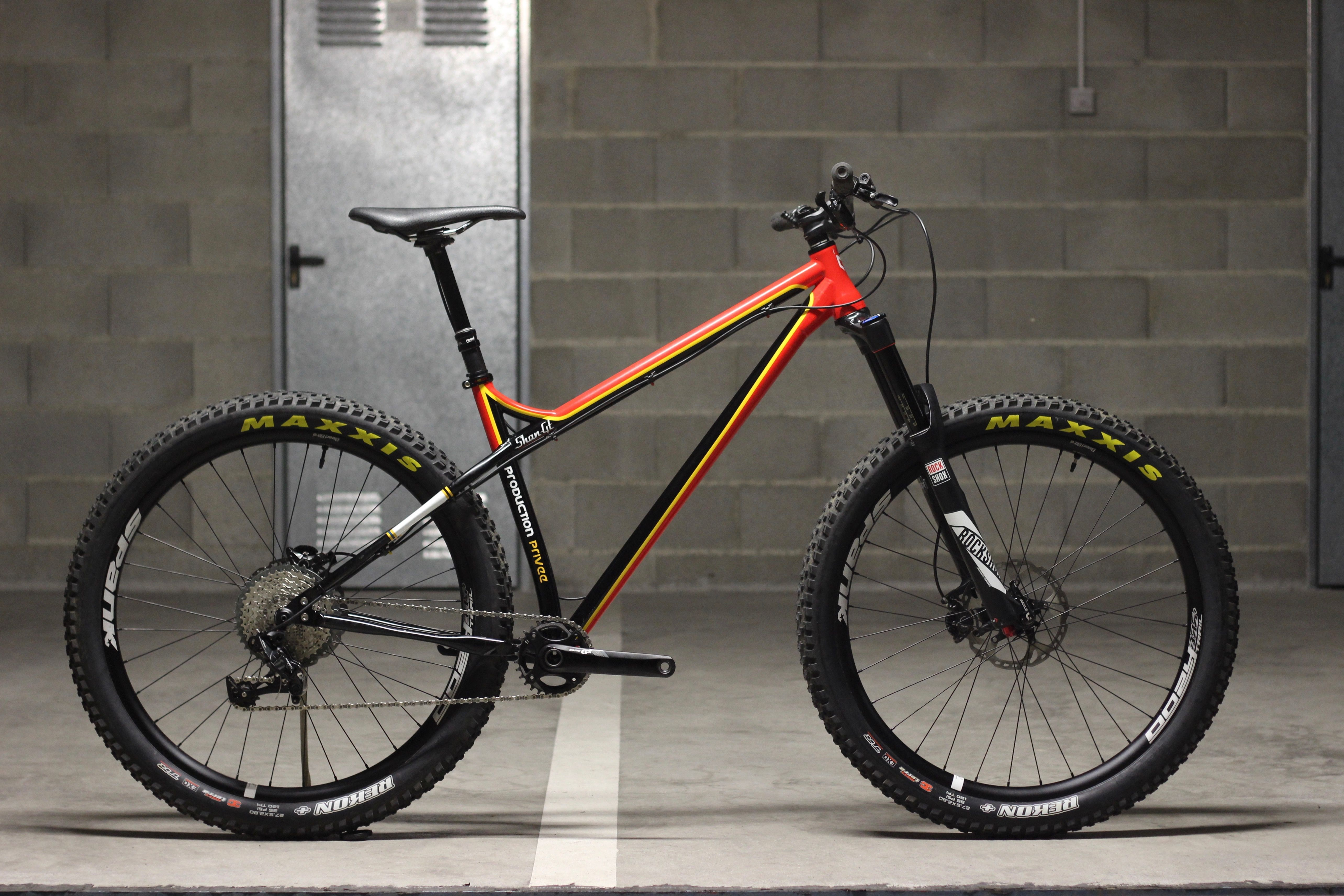 The Sexiest AM/FR/Enduro Hardtail Thread (Please read the ...